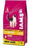 Iams Mature & Senior Chicken с курицей