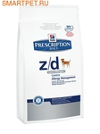 HILL'S Canine z/d Low Allergen